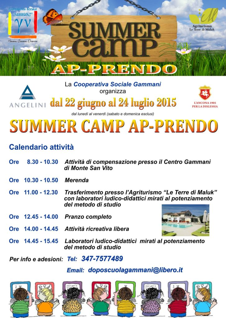 summer camp gammanì