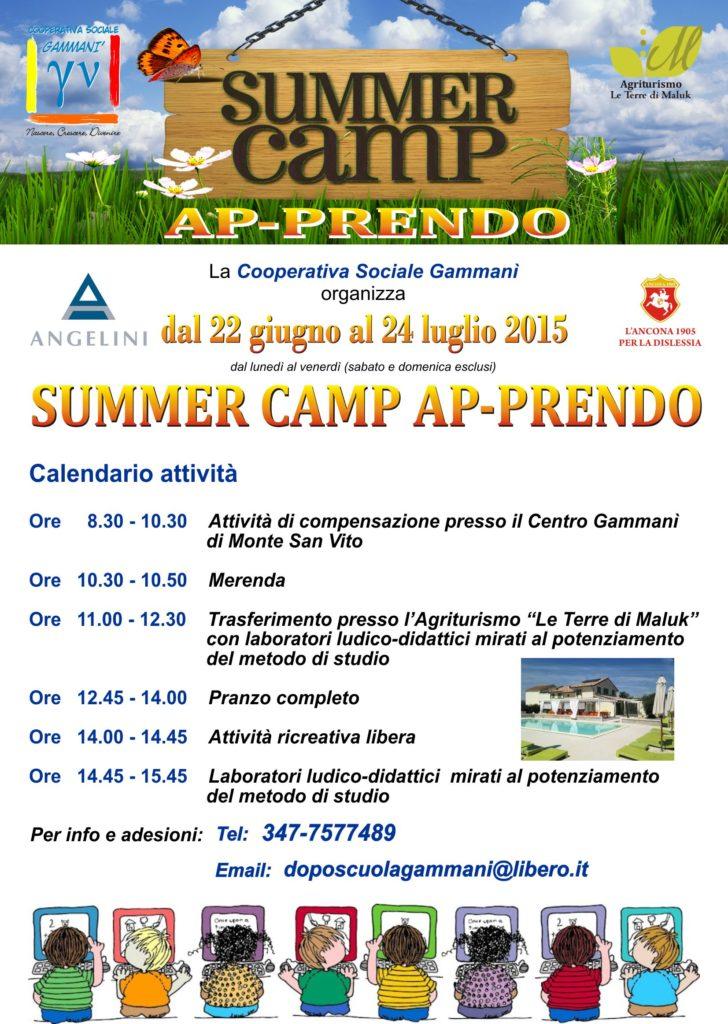 summer camp gammanì