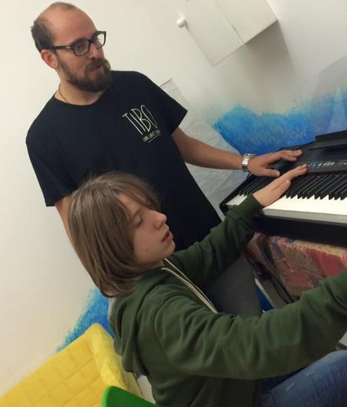 al-pianoforte